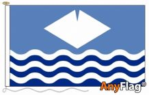 - ISLE OF WIGHT NEW WAVES ANYFLAG RANGE - VARIOUS SIZES